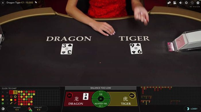 Mainkan Dragon Tiger dan Raih Jutaan Rupiah Setiap Hari
