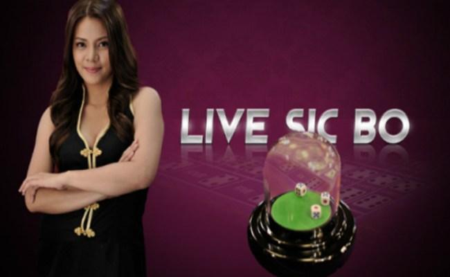 Live Casino Sicbo Online Beri Sensasi Permainan Seperti di Kasino